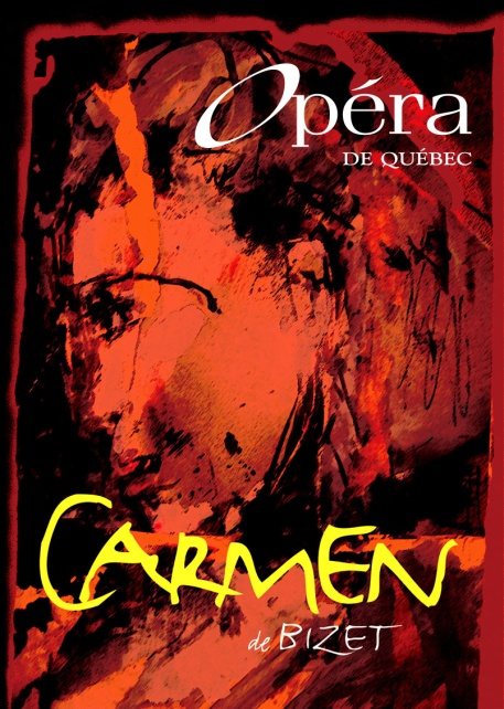 Visuel, Carmen