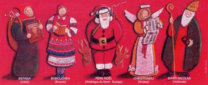 Carte de Noël L'Institut Canadien de Québec