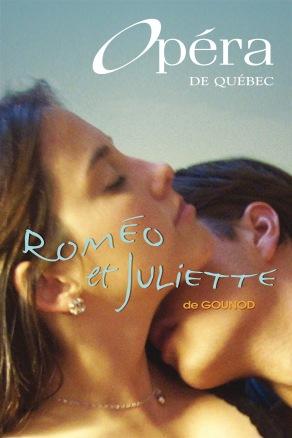 Visuel, Roméo et Juliette