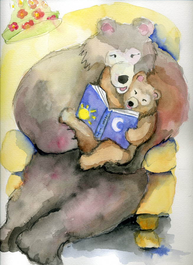 une naissance ours212