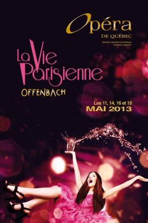 Visuel, La Vie Parisienne